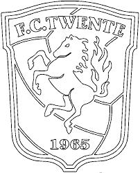 Kleurplaat Fc Twente Logo Logo Vector Online 2019
