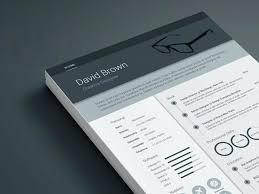 Indesign Resume Templates Simple Resume Templates Free Premium Template For Word Adobe Regarding
