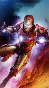 bh56-ironman-hero-marvel-art