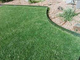 metal edging for landscaping install