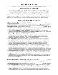 Best Technical Product Manager Resume Gallery Resume Samples