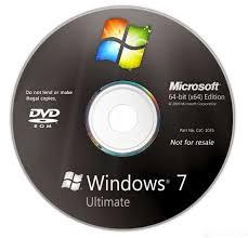 windows 7 ultimate 32 64bit free
