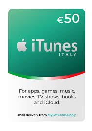 italy itunes gift cards 24 7