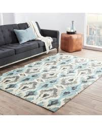 beautiful 9x12 area rugs savings on juniper home delphi handmade ikat blue gray rug 9