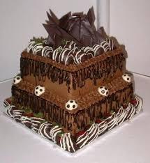 Simple Groom Cake Ideas Grooms Soccer Cheapcarinsurancego