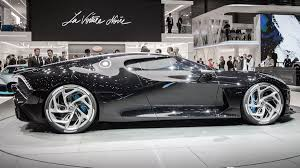 Bugatti will give its la voiture noire, the world's most expensive new car, its us debut at the car — which saw its original debut at the geneva international motor show — has a price tag of $18.7 million. Bugatti La Voiture Noire Is A 12 5m One Off Inspired By The Atlantic Roadshow