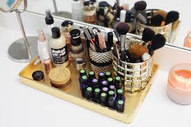 bag 6 home decoration hacks help for organizing your makeup place home decor expert