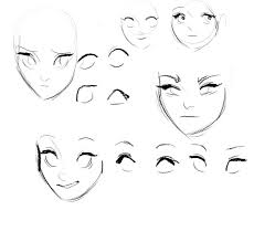 Funny Face Templates Eye Drawing Template At Paintingvalley Com Explore