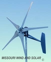 500 watt grid tie inverter wind turbine kit