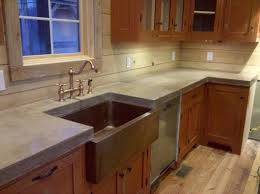 in place concrete countertop cast n place concrete traditional kitchen poured in place concrete countertop forms
