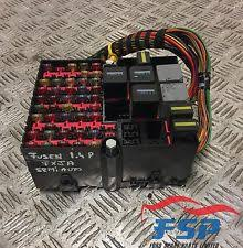 car fuses fuse boxes for ford ford fusion fusion 2 1 4 petrol 2002 2005 interior fuse box in engine bay