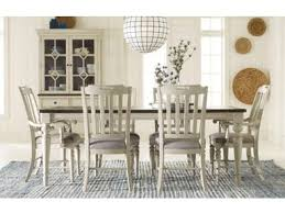 white and black dining room table. 6400 7pc Leg Tbl White Chrs. Brookhaven Dining Room Set And Black Table