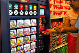 Lottery Vending Machines Near Me Mesmerizing Kansas Authorizes Vending Lottery Machines Proceeds May Benefit