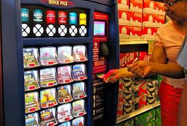 Lottery Vending Machines Unique Kansas Authorizes Vending Lottery Machines Proceeds May Benefit