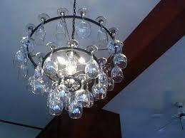 wine glass chandelier wine glass chandelier idea wine glass chandelier kit australia