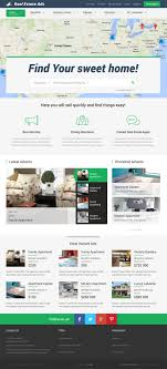 real estate classifieds joomla template joomla monster real estate classifieds joomla template home tabber