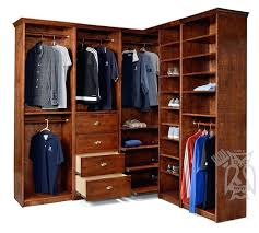 wall closet system custom built maple wood 5 piece closet system wall unit unfinished wall hanging