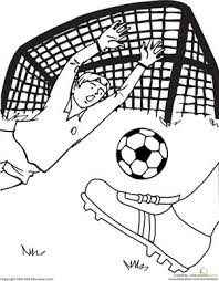Small Picture 74 best colorear images on Pinterest Coloring pages Soccer and
