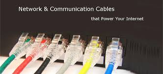 Network Communication Cables That Power Your Internet Fs
