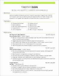 Career Change Resume Objective Statement Examples Refrence