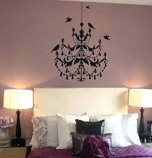 chandelier wall decal target sticker rhinestone vinyl decals tar chandelier wall art sticker