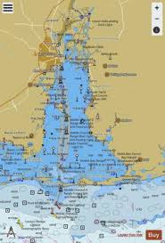 Mobile Bay Alabama Marine Chart Us11376_p50 Nautical