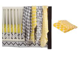 bacati ikat 6 piece crib set with four 100 cotton muslin swaddling blankets