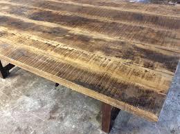 industrial reclaimed furniture. The American Industrial Reclaimed Wood \u0026 Steel Dining Crank Table Furniture R