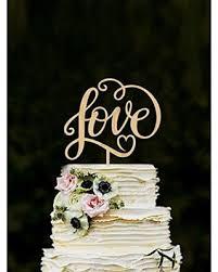 New Bargains On Tayyakoushi Vintage Love Wedding Cake Toppers
