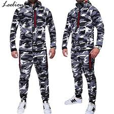 LeeLion 2018 <b>Spring Camouflage</b> Hoodies Men Zipper Cardigan ...