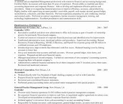 Senior Accountant Resume Sample Format Of Accountantme General Ledger Re Perfect Sample Magnificent 57