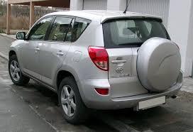 File:Toyota RAV4 rear 20080116.jpg - Wikimedia Commons