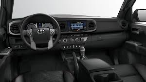 2019 toyota taa trd pro 4x4 interior