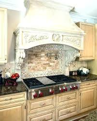 wood range hood cover for traditional 4 types of kitchen hoods to covers diy metal