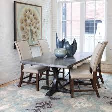zinc dining room table. Zinc Dining Room Table N