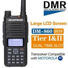 <b>Baofeng DM</b>-<b>1801</b> digital dual-channel <b>walkie</b>-<b>talkie</b> DMR Tier1 ...