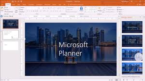 Office 365 Powerpoint Designer How To Use Powerpoint Designer In Microsoft Powerpoint 2016