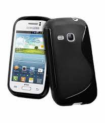 Cover for Samsung Rex 60 C3312R - Black ...