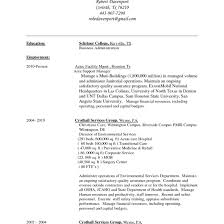 Hospital Housekeeping Resume Sample For Study Manager Best Solutions