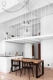 loft w Łodzi zdjęcie od oikoi jadalnia styl industrialny oikoi living room