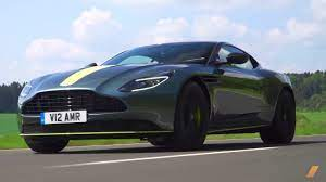 Aston Martin Db11 Amr First Drive In Germany Youtube