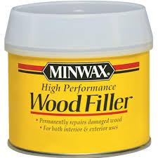Minwax Putty Color Chart Minwax Wood Filler