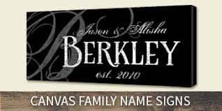 wall art ideas design berkley personalized last name arts on personalised family name wall art with personalized last name wall art yasaman ramezani