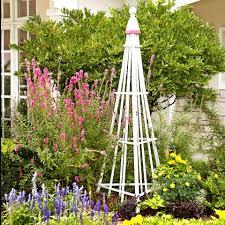 garden obelisk trellis. Related Wallpaper For How To Build A Garden Obelisk Trellis E