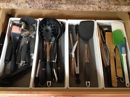 Kitchen Utensil Storage Ocdelightful Kitchen Utensil And Gadget Organization