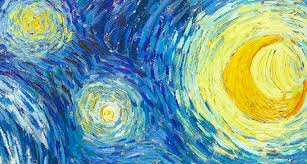 starry night essay student s wrote an essay based upon the style and art of vincent van gogh after acircmiddot starry night