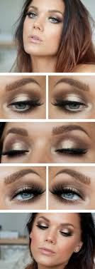 how to chic best make up for brunettes