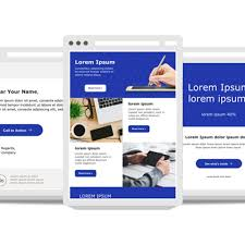 Page Design Templates 45 Free Email Templates From Professional Designers