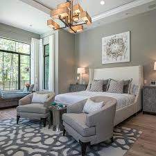 master bedroom sitting room decorating ideas love the neutral gray and white tones of this bedroom by masterpiece design group bedroom ideas for girls
