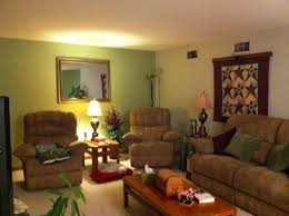 home lighting decor. Two Tone Living Room Walls Along With Yellow Chandelier Lighting Decor Ideas Home